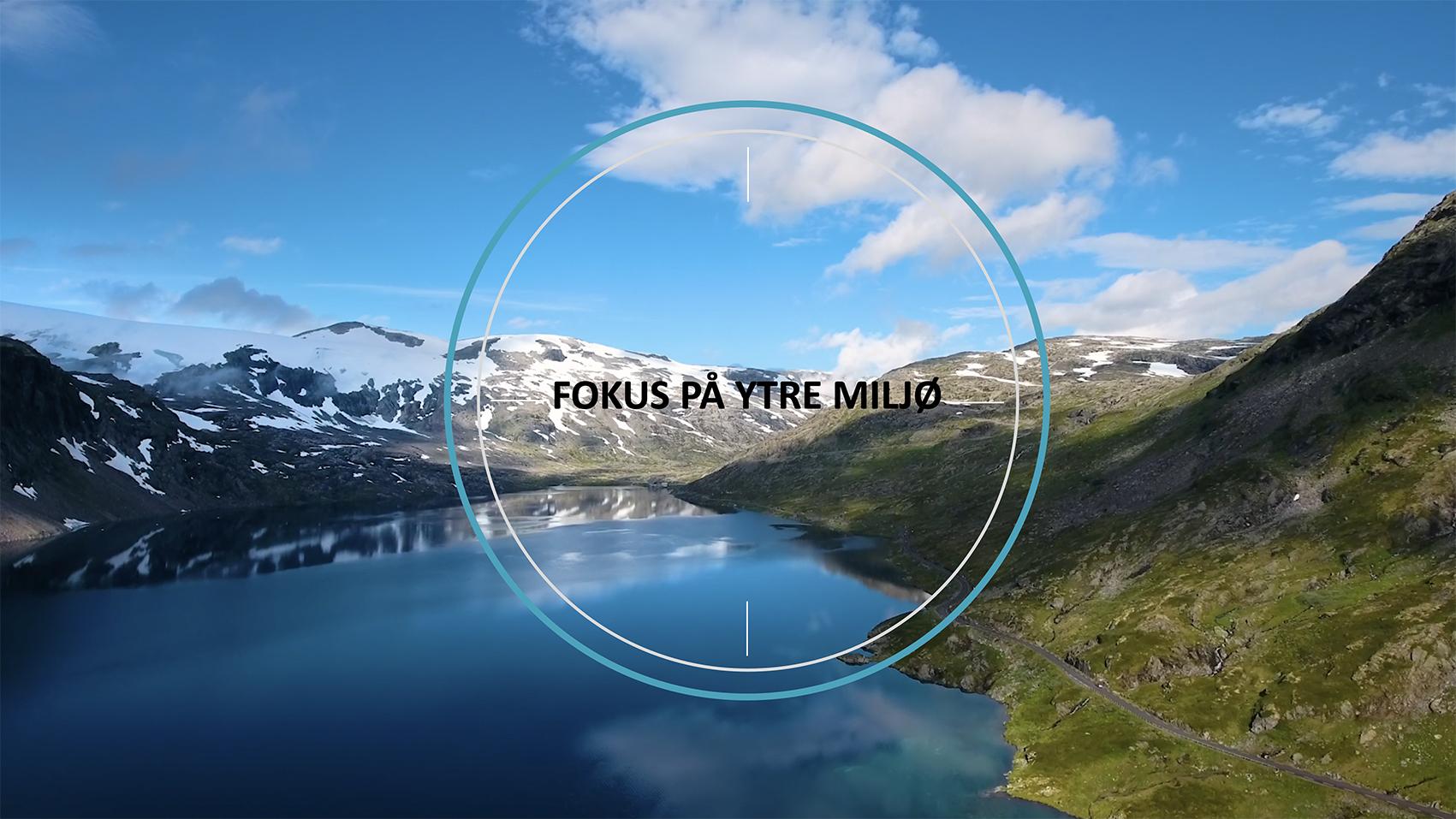 Studiop Vestland - Fokus på ytre miljø