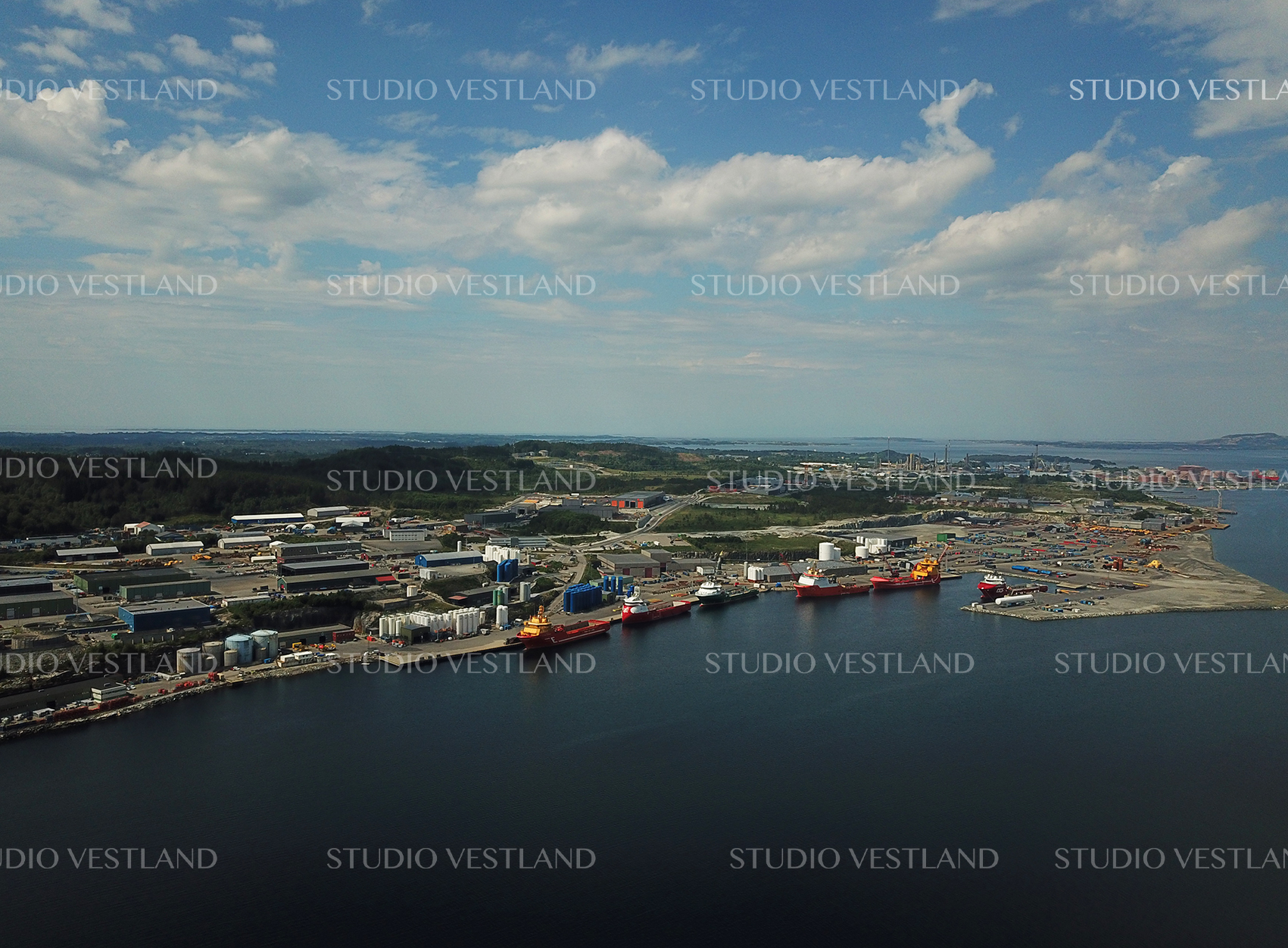 Studio Vestland - Mongstad 09