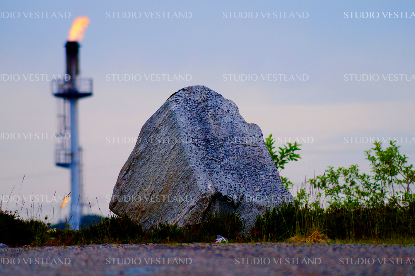 Studio Vestland - Gass og stein 02