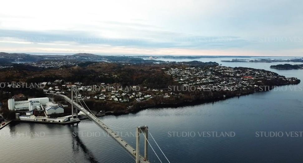 Studio Vestland - Sotrabroen V12