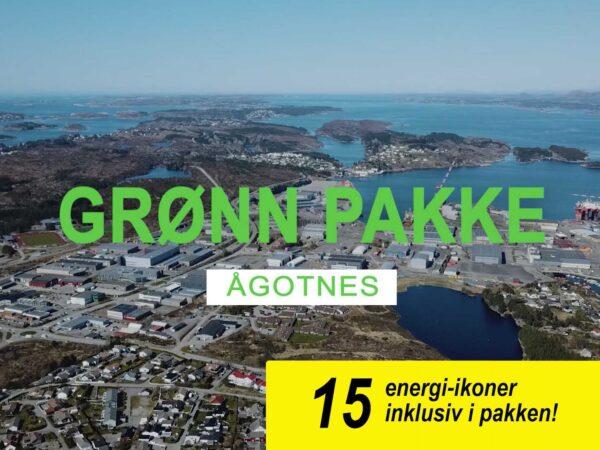 Studio Vestland - Grønn pakke Ågotnes