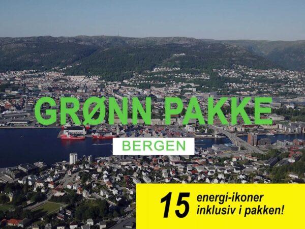 Studio Vestland - Grønn pakke Bergen