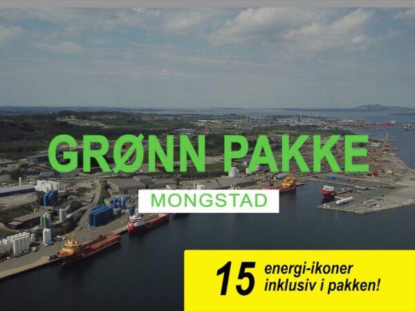 Studio Vestland - Grønn pakke Mongstad
